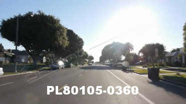 Vimeo clip HD & 4k Driving Plates Santa Monica, CA PL80105-0360