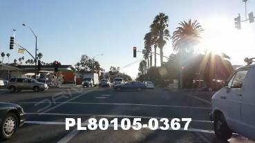 Vimeo clip HD & 4k Driving Plates Santa Monica, CA PL80105-0367
