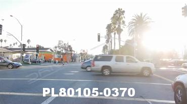 Vimeo clip HD & 4k Driving Plates Santa Monica, CA PL80105-0370