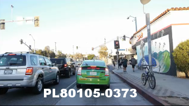 Vimeo clip HD & 4k Driving Plates Santa Monica, CA PL80105-0373