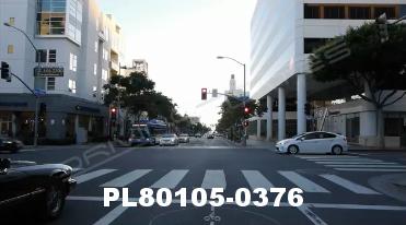 Vimeo clip HD & 4k Driving Plates Santa Monica, CA PL80105-0376