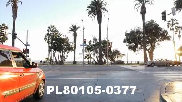 Vimeo clip HD & 4k Driving Plates Santa Monica, CA PL80105-0377
