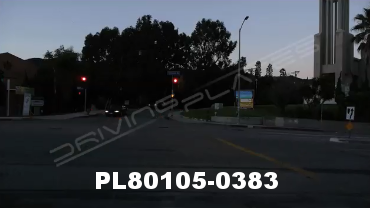 Vimeo clip HD & 4k Driving Plates Santa Monica, CA PL80105-0383