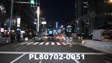 Vimeo clip HD & 4k Driving Plates Tokyo, Japan PL80702-0051