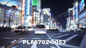 Vimeo clip HD & 4k Driving Plates Tokyo, Japan PL80702-0053