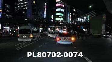 Vimeo clip HD & 4k Driving Plates Tokyo, Japan PL80702-0074