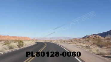 Vimeo clip HD & 4k Driving Plates Valley of Fire, NV PL80128-0060