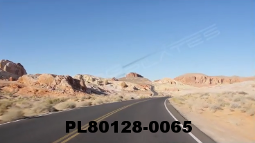 Vimeo clip HD & 4k Driving Plates Valley of Fire, NV PL80128-0065