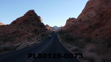 Vimeo clip HD & 4k Driving Plates Valley of Fire, NV PL80128-0073
