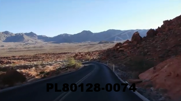 Vimeo clip HD & 4k Driving Plates Valley of Fire, NV PL80128-0074