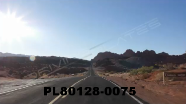 Vimeo clip HD & 4k Driving Plates Valley of Fire, NV PL80128-0075