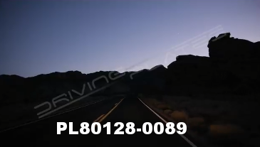 Vimeo clip HD & 4k Driving Plates Valley of Fire, NV PL80128-0089