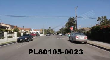 Vimeo clip HD & 4k Driving Plates Venice, CA PL80105-0023