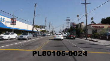 Vimeo clip HD & 4k Driving Plates Venice, CA PL80105-0024