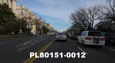 Vimeo clip HD & 4k Driving Plates Washington, DC PL80151-0012
