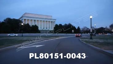 Vimeo clip HD & 4k Driving Plates Washington, DC PL80151-0043