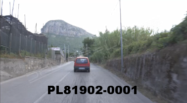 Vimeo clip HD & 4k Driving Plates Amalfi Coast, Italy PL81902-0001
