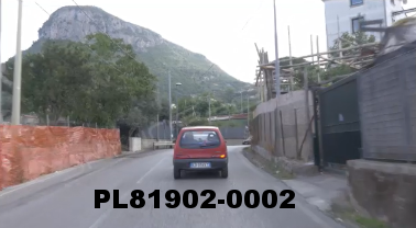 Vimeo clip HD & 4k Driving Plates Amalfi Coast, Italy PL81902-0002