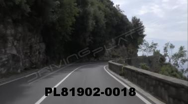 Vimeo clip HD & 4k Driving Plates Amalfi Coast, Italy PL81902-0018