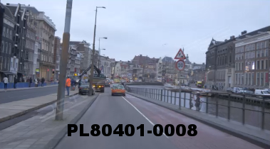 Vimeo clip HD & 4k Driving Plates Amsterdam, Netherlands PL80401-0008