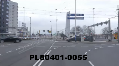 Vimeo clip HD & 4k Driving Plates Amsterdam, Netherlands PL80401-0055