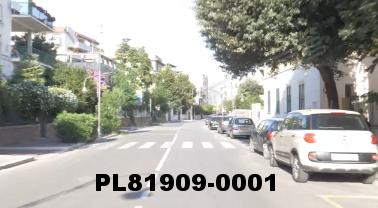 Vimeo clip HD & 4k Driving Plates Anzio, Italy PL81909-0001