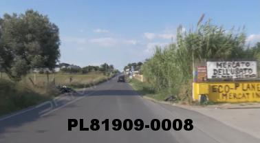 Vimeo clip HD & 4k Driving Plates Anzio, Italy PL81909-0008