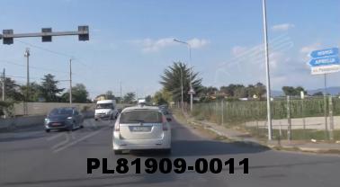 Vimeo clip HD & 4k Driving Plates Anzio, Italy PL81909-0011
