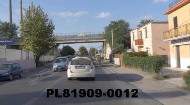 Vimeo clip HD & 4k Driving Plates Anzio, Italy PL81909-0012