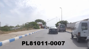 Vimeo clip HD & 4k Driving Plates Beach Highway, Morocco PL81011-0007