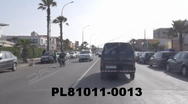 Vimeo clip HD & 4k Driving Plates Beach Highway, Morocco PL81011-0013