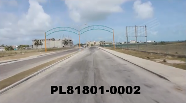 Vimeo clip HD & 4k Driving Plates Belize City, Belize PL81801-0002