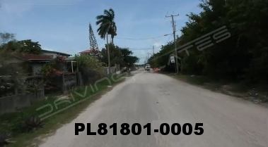 Vimeo clip HD & 4k Driving Plates Belize City, Belize PL81801-0005