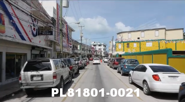 Vimeo clip HD & 4k Driving Plates Belize City, Belize PL81801-0021