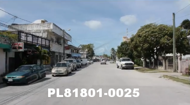Vimeo clip HD & 4k Driving Plates Belize City, Belize PL81801-0025