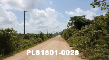 Vimeo clip HD & 4k Driving Plates Belize City, Belize PL81801-0028