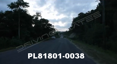 Vimeo clip HD & 4k Driving Plates Belize City, Belize PL81801-0038