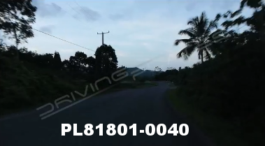 Vimeo clip HD & 4k Driving Plates Belize City, Belize PL81801-0040