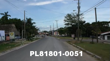 Vimeo clip HD & 4k Driving Plates Belize City, Belize PL81801-0051