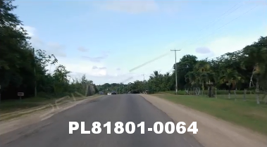 Vimeo clip HD & 4k Driving Plates Belize City, Belize PL81801-0064