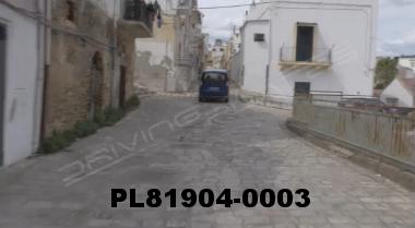 Vimeo clip HD & 4k Driving Plates Bernalda, Italy PL81904-0003