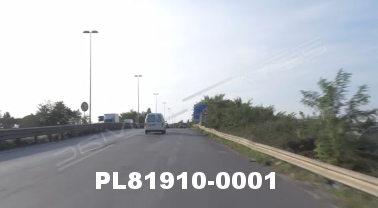 Vimeo clip HD & 4k Driving Plates Central Italy Hwy PL81910-0001