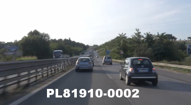Vimeo clip HD & 4k Driving Plates Central Italy Hwy PL81910-0002