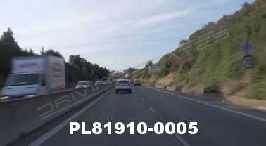 Vimeo clip HD & 4k Driving Plates Central Italy Hwy PL81910-0005