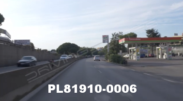 Vimeo clip HD & 4k Driving Plates Central Italy Hwy PL81910-0006