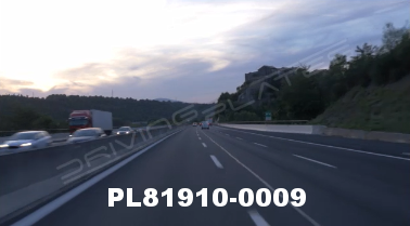 Vimeo clip HD & 4k Driving Plates Central Italy Hwy PL81910-0009