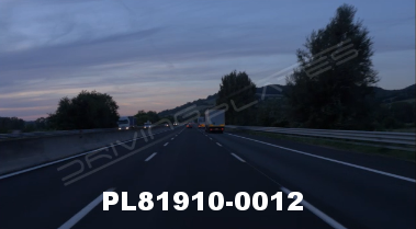 Vimeo clip HD & 4k Driving Plates Central Italy Hwy PL81910-0012