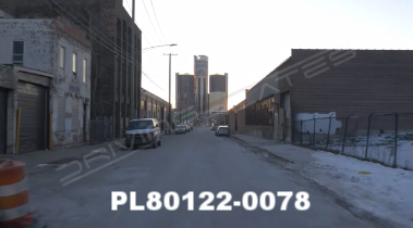 Vimeo clip HD & 4k Driving Plates Detroit, MI PL80122-0078