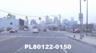 Vimeo clip HD & 4k Driving Plates Detroit, MI PL80122-0150