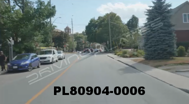 Vimeo clip HD & 4k Driving Plates Dundas, ON Canada PL80904-0006